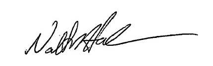 Nathan Haberman signature